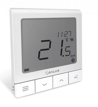SALUS SQ610 регулятор температуры отопления